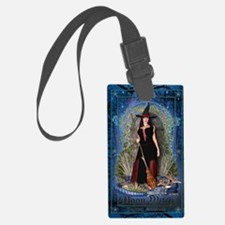 Moon Witch Luggage Tag
