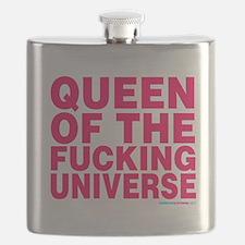 Cute Universe Flask