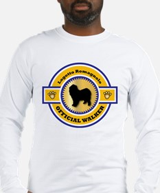 Lagotto Walker Long Sleeve T-Shirt