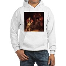 Rembrandt Return Of The Prodi Hoodie