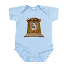 Stonewall Jackson Antique Memorial Body Suit