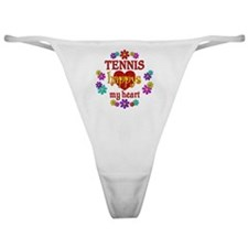 Tennis Happy Classic Thong