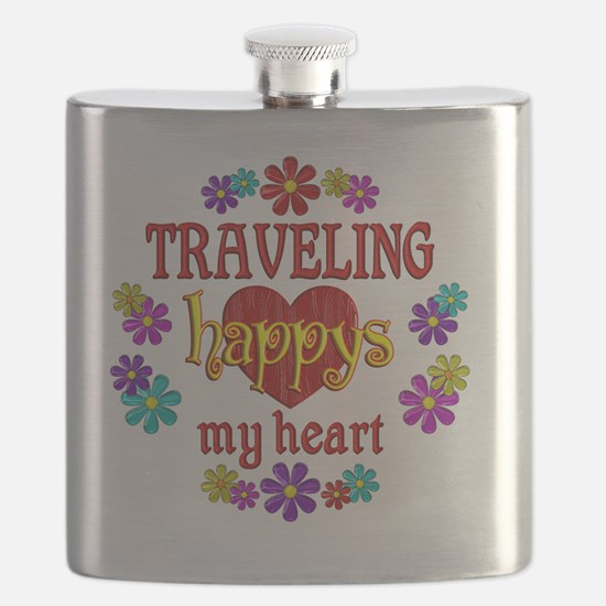 Traveling Happy Flask
