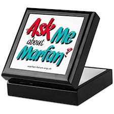 AskMe about Marfan? Keepsake Box