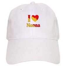 I Love Nonna Baseball Cap