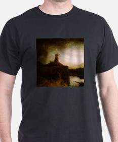Rembrandt The Mill  T-Shirt