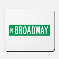 Broadway, Chicago (US) Mousepad