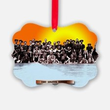 Swimmers-1890 Ornament