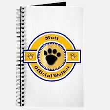 Mutt Walker Journal