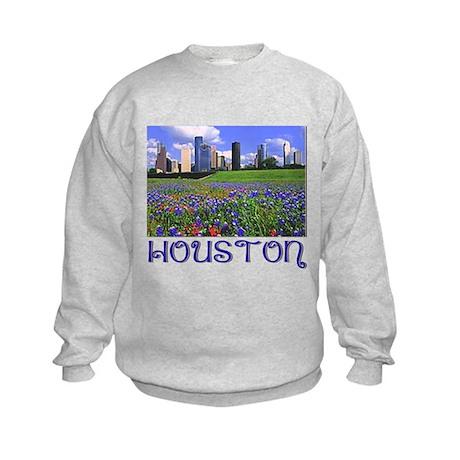 Houston Bluebonnets Kids Sweatshirt