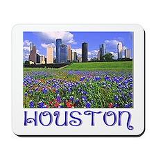Houston Bluebonnets Mousepad