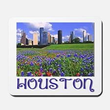 Houston Bluebonnets Mousepad