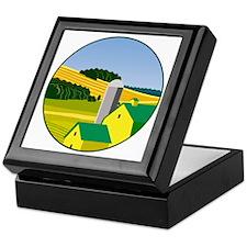 The Deere Farm Keepsake Box