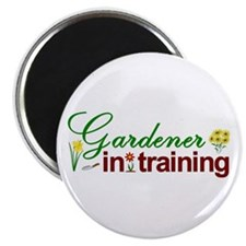 Gardener in Training Magnet