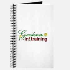 Gardener in Training Journal