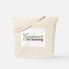 Gardener in Training Tote Bag