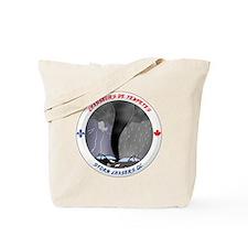 Logo Chasseurs de Tempetes Tote Bag
