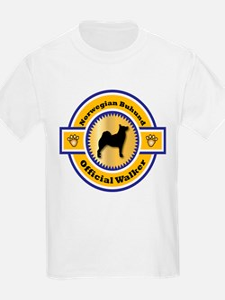 Buhund Walker Kids T-Shirt