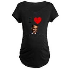 I Love My President T-Shirt