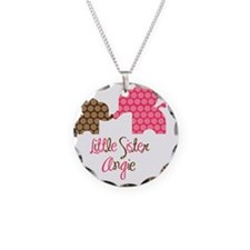 Little Sister Angie Necklace