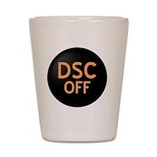 Bimmer DSC Off Button Shot Glass