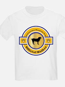 Entlebucher Walker Kids T-Shirt
