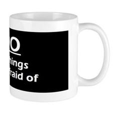 I do those things Mug