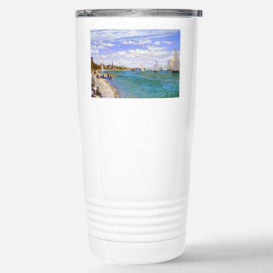 CAL16 Stainless Steel Travel Mug