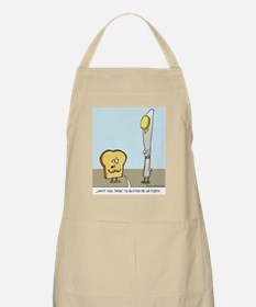 dont butter me up Apron