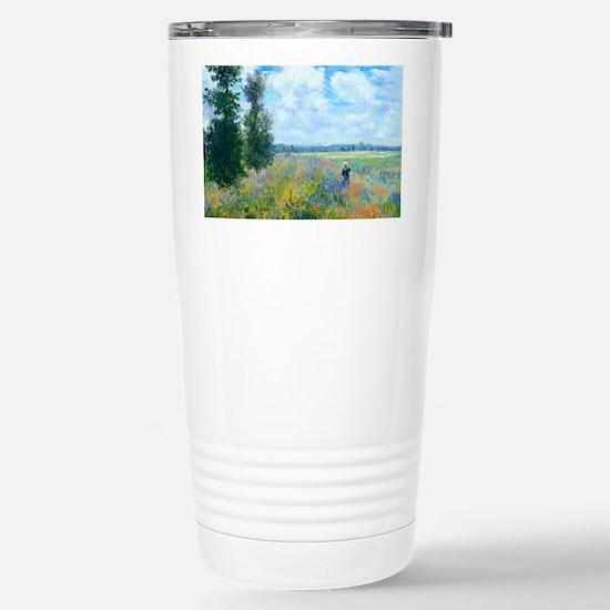 CAL18 Stainless Steel Travel Mug