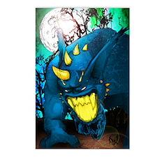 Beast Postcards (Package of 8)