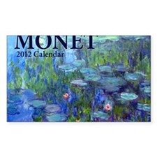 Monet Decal