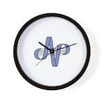 AVP Wall Clock
