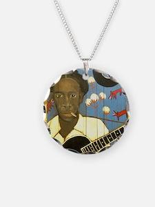 Robert Johnson Hell Hound On Necklace