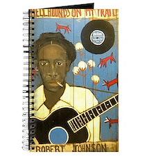 Robert Johnson Hell Hound On My Trail Journal