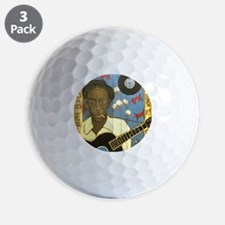 Robert Johnson Hell Hound On My Trail Golf Ball