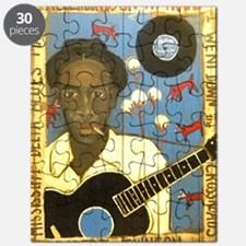 Robert Johnson Hell Hound On My Trail Puzzle