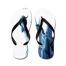 Touch Not This Liberty Flip Flops
