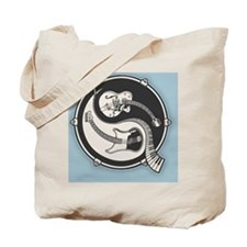 yin-band-BUT Tote Bag