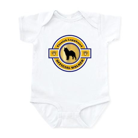 Lapphund Walker Infant Bodysuit