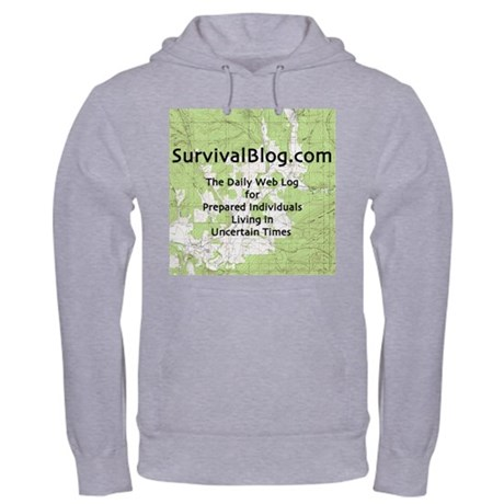 SurvivalBlog Hooded Sweatshirt