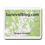 SurvivalBlog Mousepad - Sold at COST