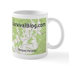 "SurvivalBlog ""Conversation Starter"" Mug"