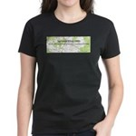 SurvivalBlog Women's Dark T-Shirt