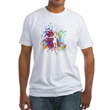 Color Splash Tennis Tshirt Shirt