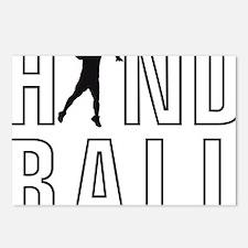 Handball Postcards (Package of 8)