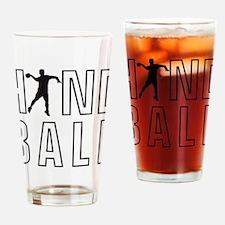 Handball Drinking Glass