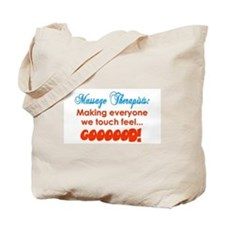 Cute Therapist Tote Bag