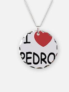 I heart PEDRO Necklace