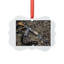 AK 47 Ornament